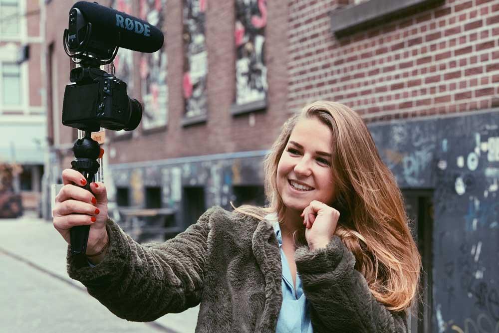 Vlog-editor gezocht!