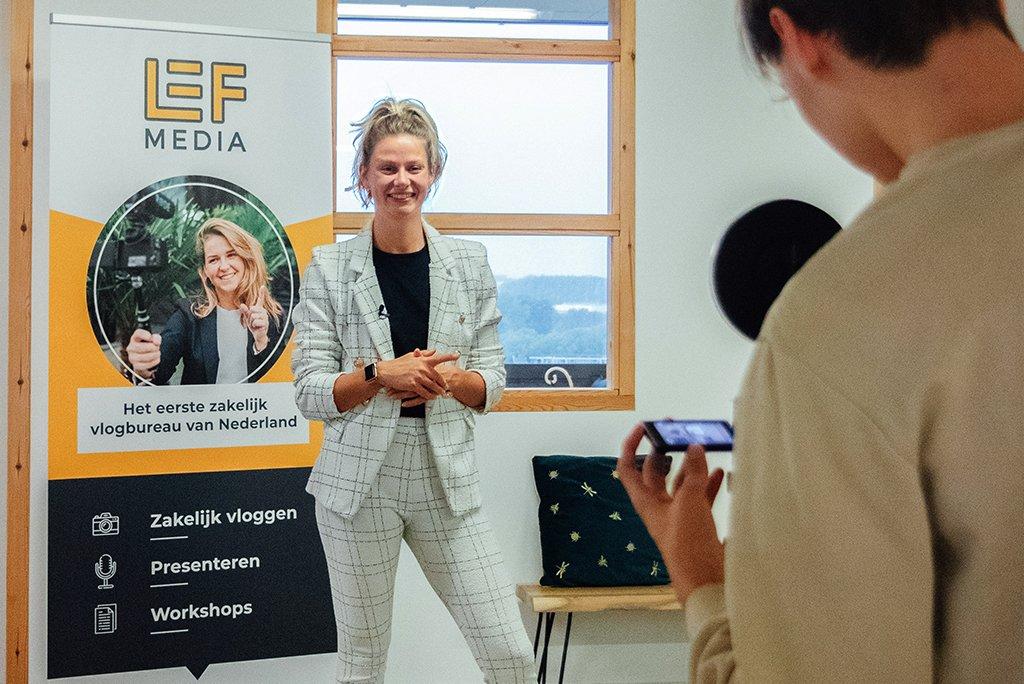 LEF Media presenteren